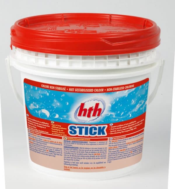 HTH chloor sticks 300g