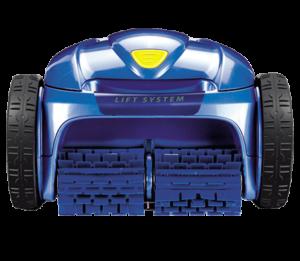 Vortex 3.2 zwembadrobot snel roterende borstels