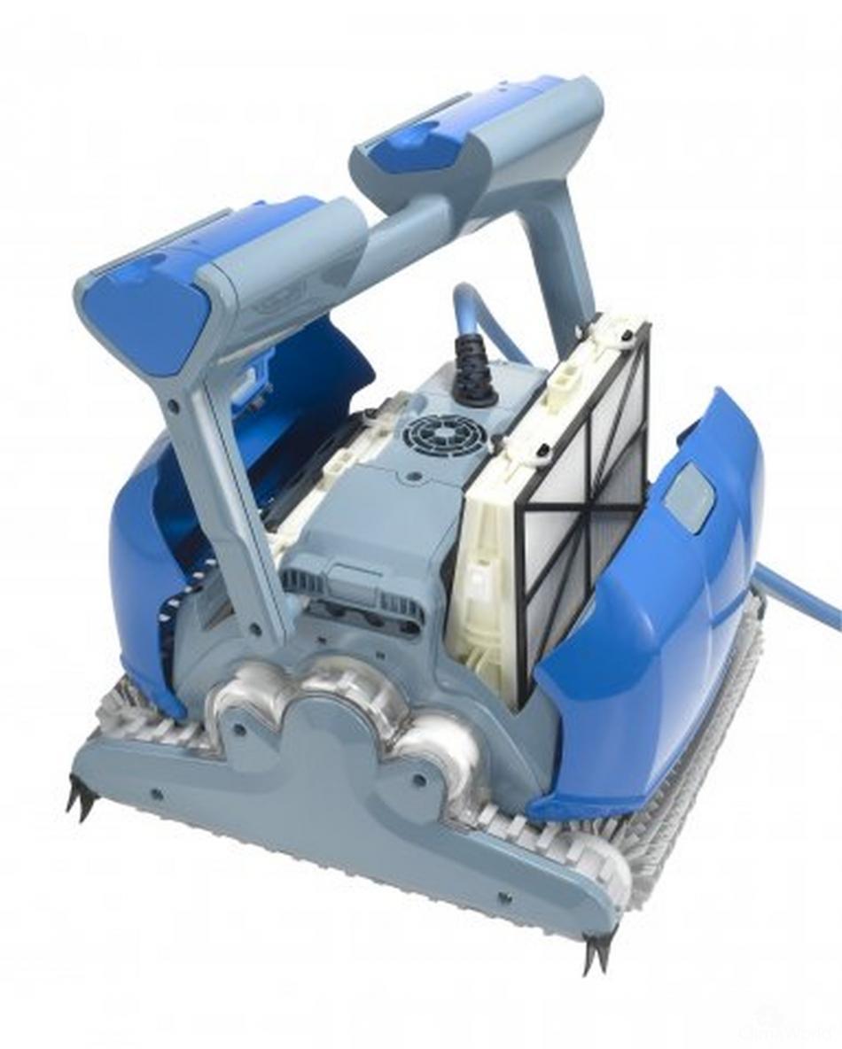 Dolphin m4 zwembadrobot m400 aquatechno webshop - Robot dolphin m400 ...