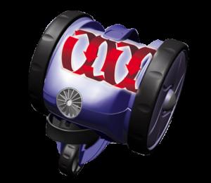 Zodiac Vortex 1 zwembadrobot vortex principe