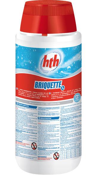 HTH chloor pastillen 7g