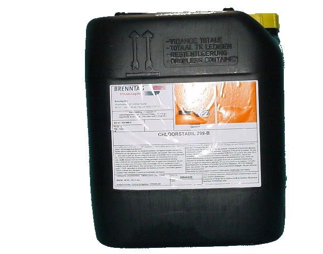Super Chloorstabil 299B Vloeibaar chloor | Aquatechno Webshop ZF82