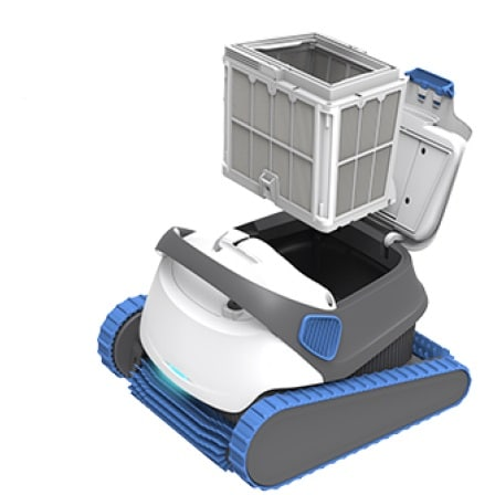 dolphin s 300i zwembadrobot aquatechno webshop. Black Bedroom Furniture Sets. Home Design Ideas