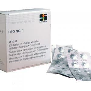 Lovibond DPD 1 tabletten