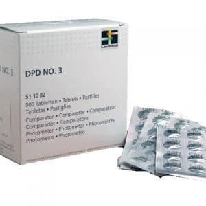 Lovibond DPD 3 tabletten