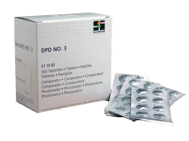 Lovibond DPD tabletten