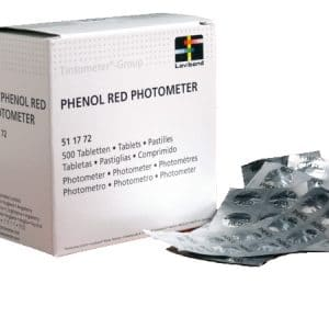 Lovibond DPD Phenol Red