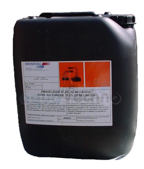 Zwavelzuur 20% pH min