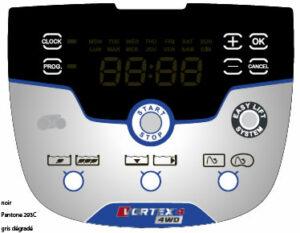 RV5500 - Vortex 4 4WD