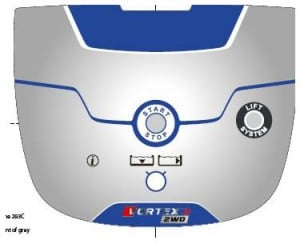 RV 4400 - Vortex 3.2 bediening
