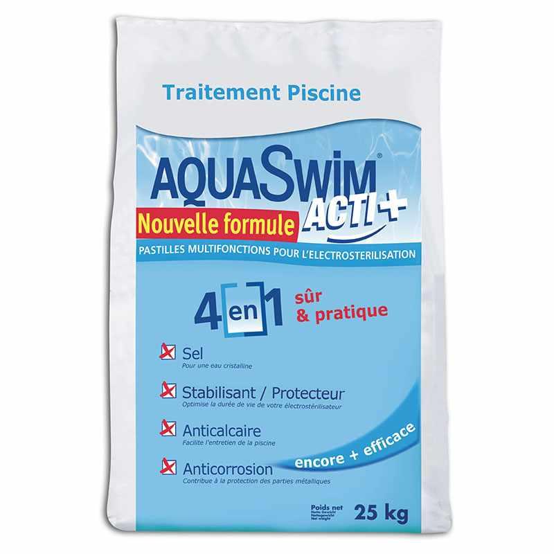 Aquaswim Acti + 4 in 1