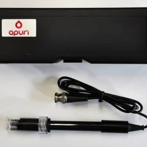 ORP kunststof electrode BNC connectie