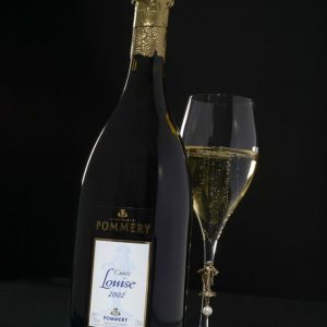 Pommery Louise champagne