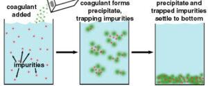 Coagulatie - vlokking