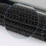 Zwembadrobot PVC borstels
