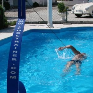 Pooltrainer zwem trainer