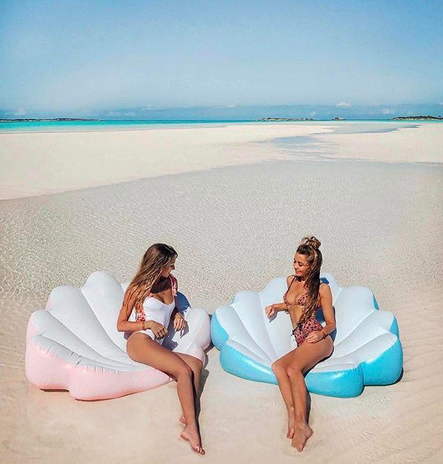 Floaty seashell  Zeeschelp
