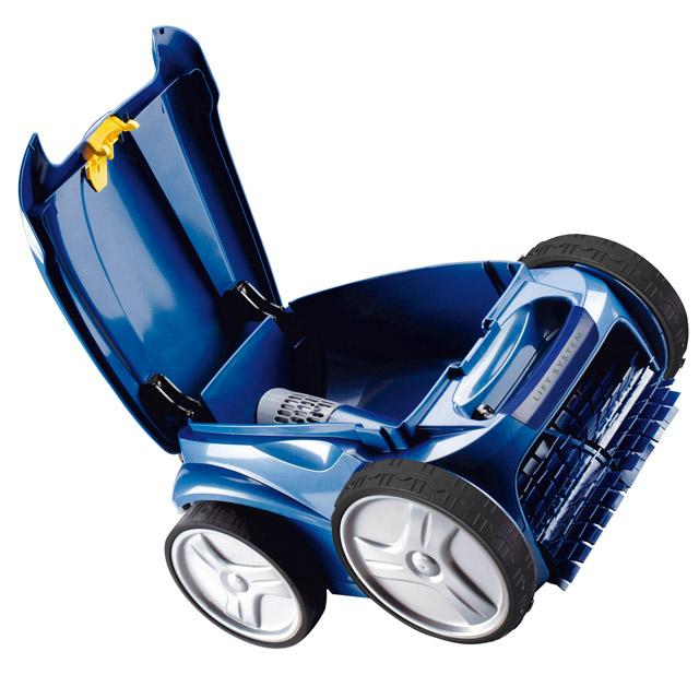 Vortex cover hood blue