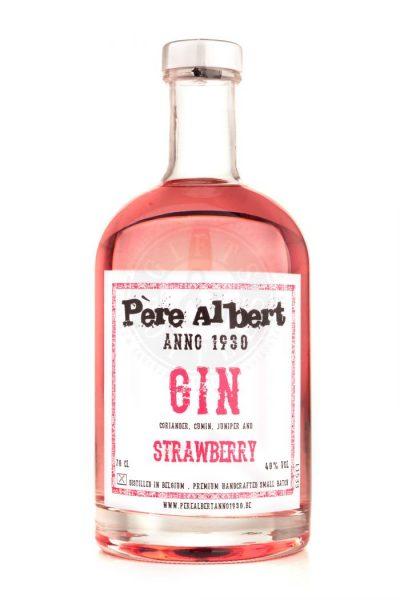 Pere Albert Strawberry gin