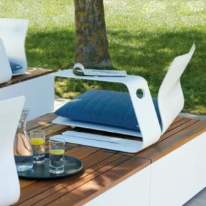 VITEO Low Lounge Chair