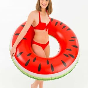 Watermelon Swim Ring