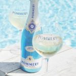 Champagne Pommery Blue sky