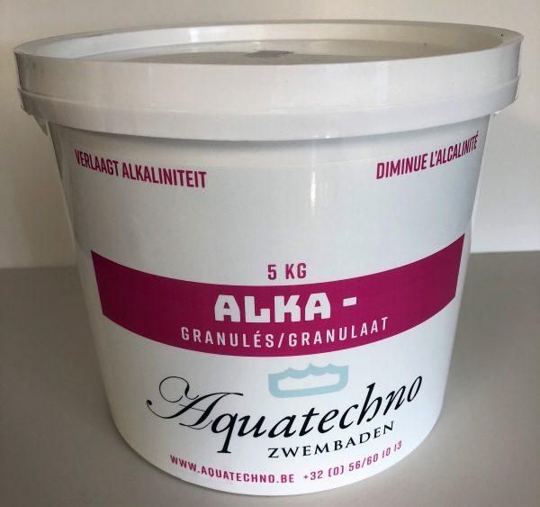 TAC min 5kg Alkaliniteit verlager