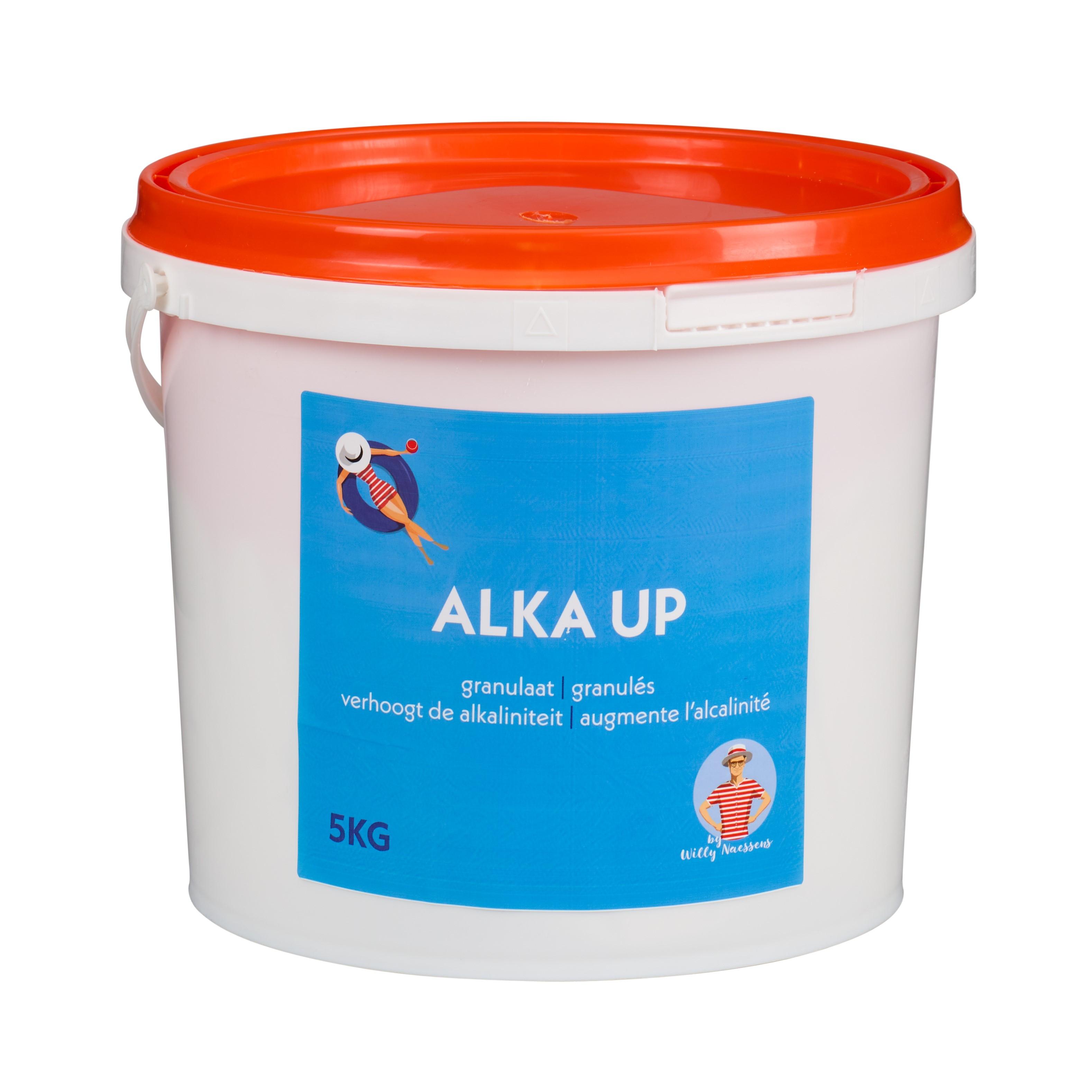 TAC plus 5kg Alkaliniteit verhoger