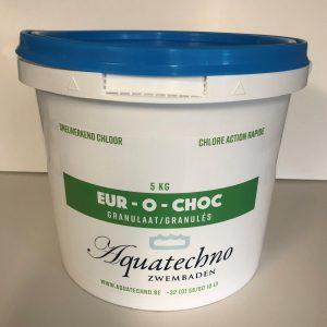 Chloorgranulaat 5kg
