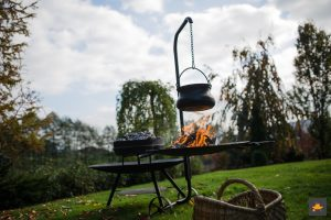 OpenFire BBQ basis + pack