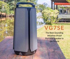 Soundcast VG7 Special Edition