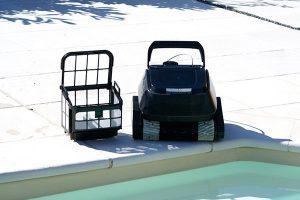 Zwembadrobot AQT Poolcleaner