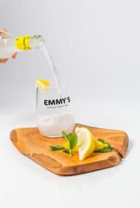 Emmy's fresh lemon & mint