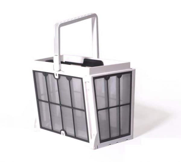Dolphin-S-filtermand-met-filtercartridges-grof