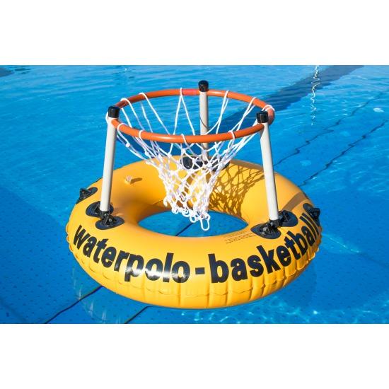 Waterbasketbal met band