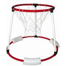 waterbasketbal met vlotter