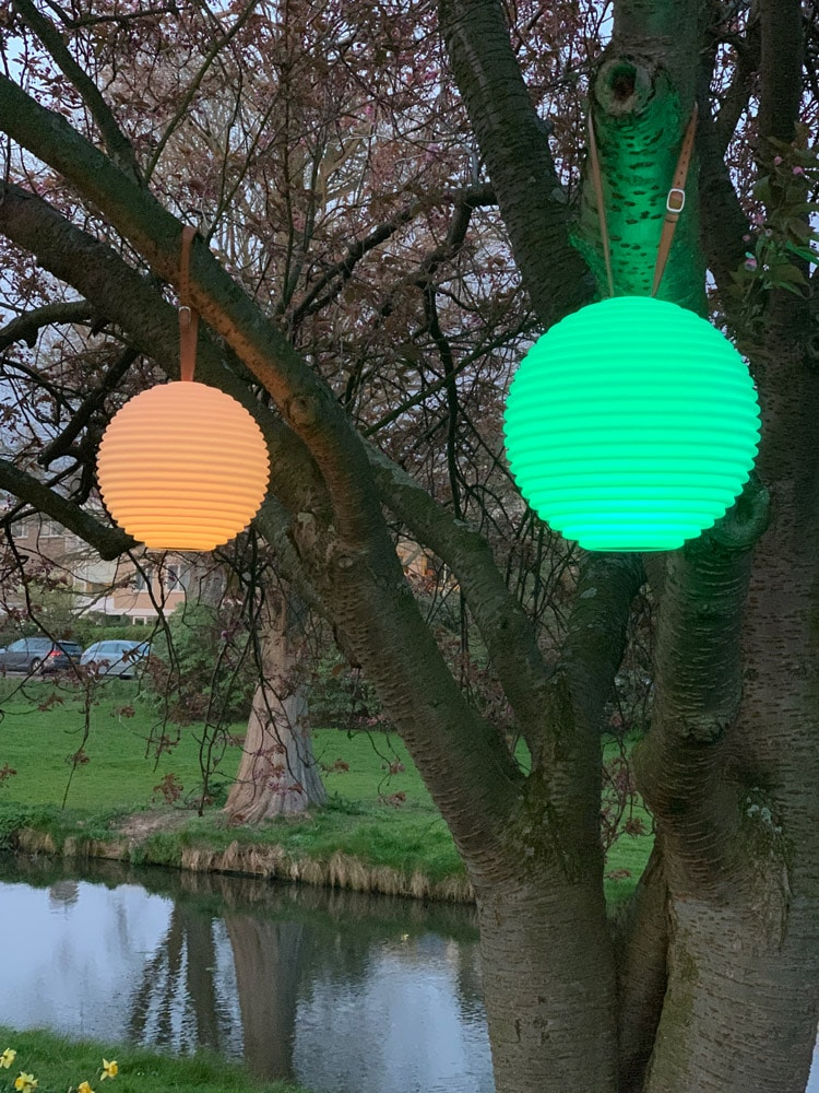 The Ball tuinverlichting