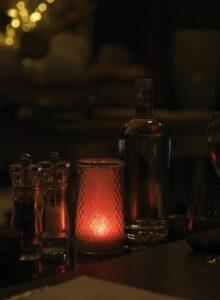 Imagilights Venetian Glitter LED tafellamp