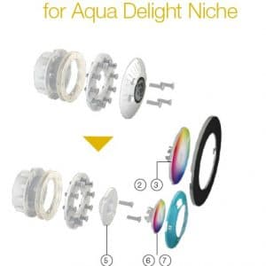LED Retrofit Aquadelight