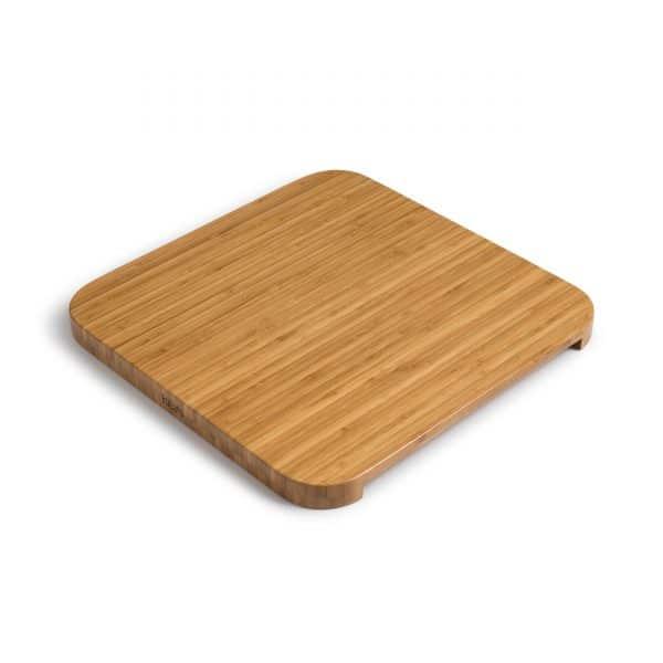Cube Vuurkorf Bamboe Plank