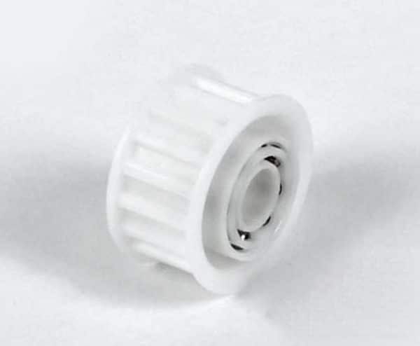 Dolphin Pulley For Flat Shaft Tt