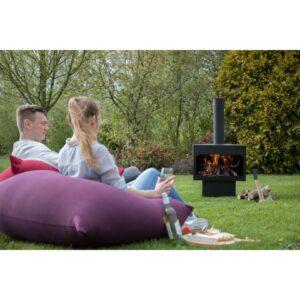Vuurhaard Fireplace Jersey XL BLACK