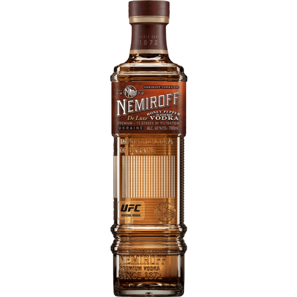 Nemiroff VODKA Flavoured Honey Pepper 700ml