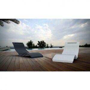 Kunststof Luxe Lounge ligbed