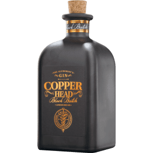 Copperhead Black Batch Gin 42% 50cl