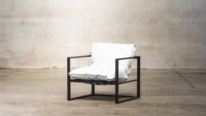 STAY Framed single sofa