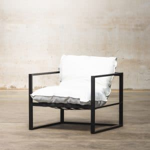 STAY Framed single sofa