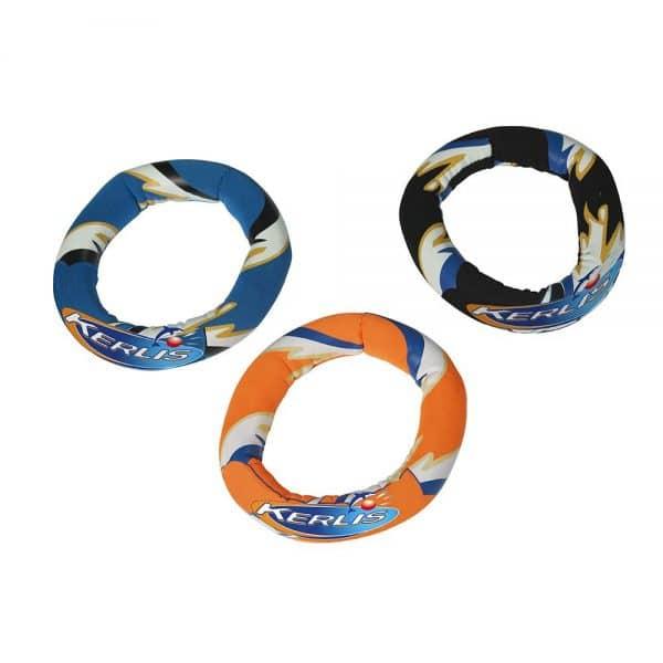 3 ringen met ballast in neopreen