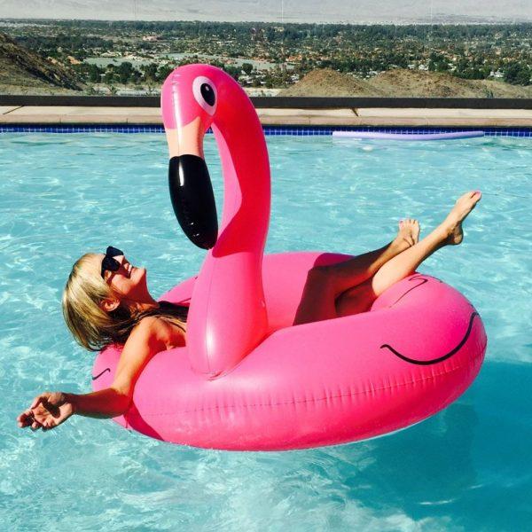 Zwemband flamingo-2