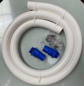 Aansluitset mini heater warmtepomp 5kw